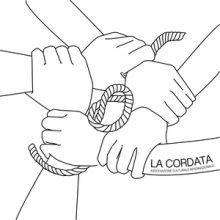 """Logo de """"La Cordata"""""""
