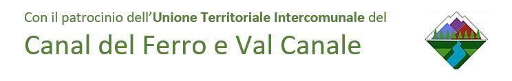 Patrocinio UIT Valcanale e Canal del Ferro