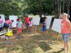 """Laboratorio di pittura per bambini """"Dipingo la montagna"""""""
