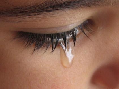 Le ferite della vita: lacrime