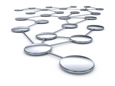 Connessioni e collaborazioni - disegno