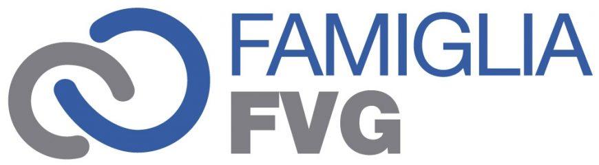 """Logo del Progetto """"Famiglia FVG"""" - 2019"""