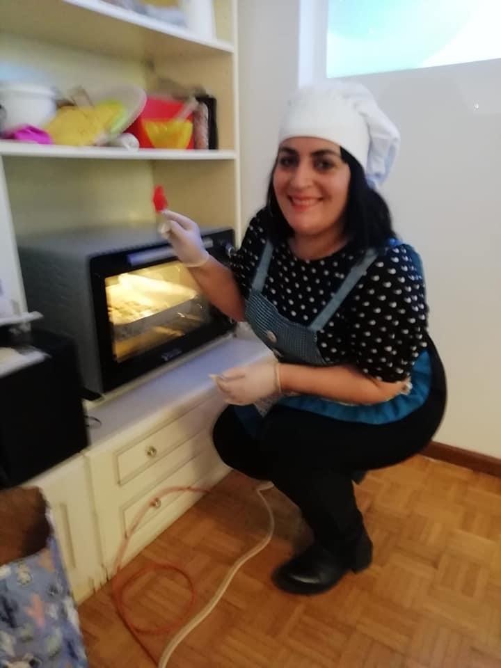 In cucina con Melina